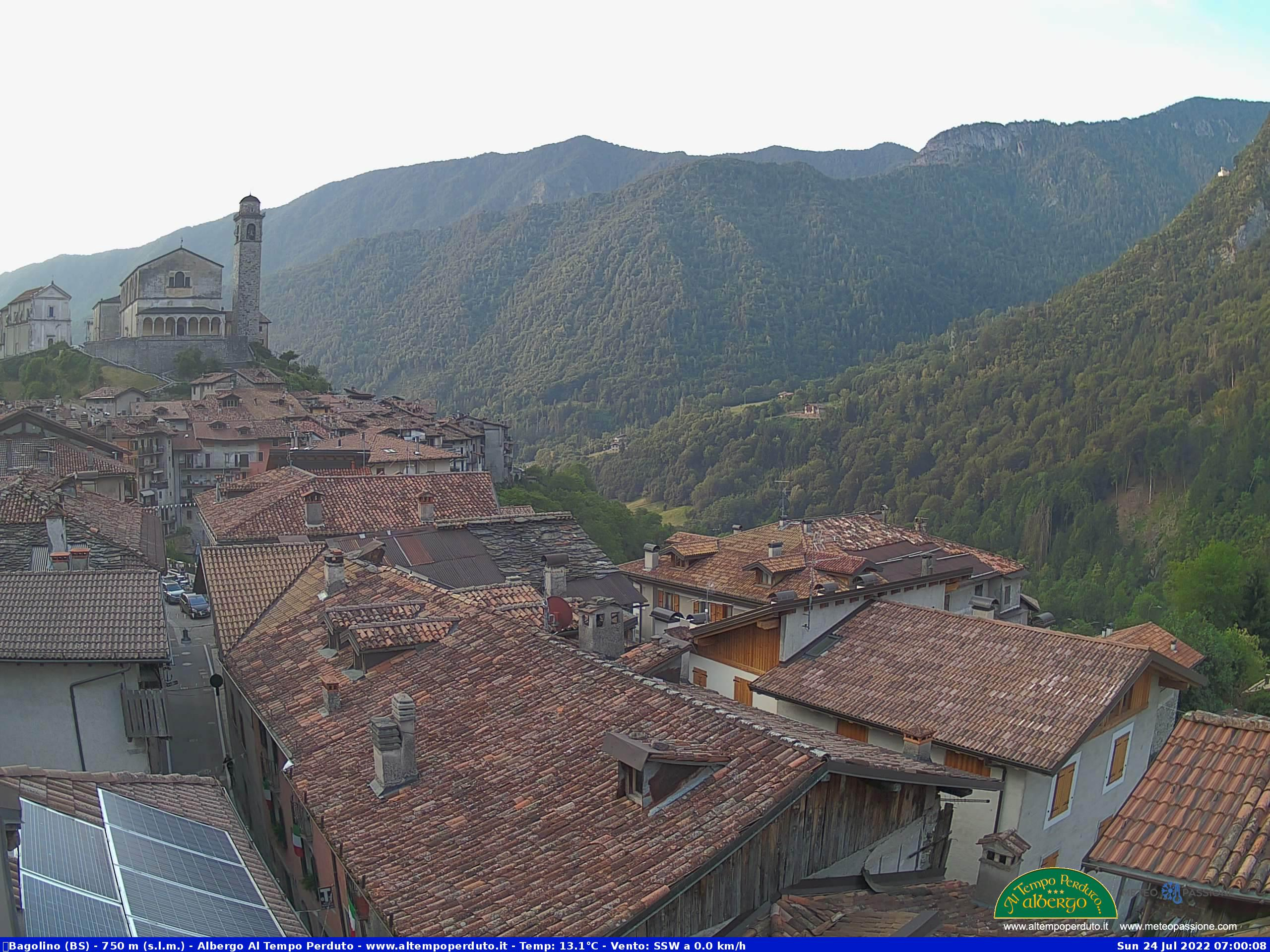 Webcam Bagolino